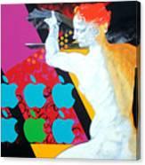 Libyan Canvas Print