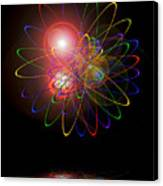 Light And Energy Canvas Print