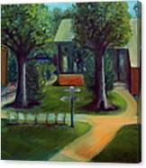 Lichterman Nature Center Canvas Print