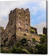 Liebenstein Castle Canvas Print