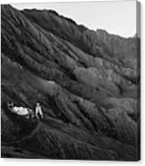 Life In Bromo Canvas Print