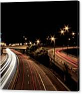 Life In The Fast Lane Canvas Print