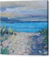 Life Is A Beach Canvas Print