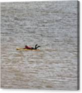 Lifeguard Training Canvas Print