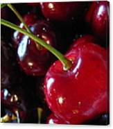 Life's A Bowl Of Cherries Canvas Print