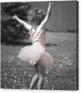 Life's A Dance Canvas Print