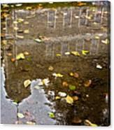 Lifes Past Reflection Canvas Print
