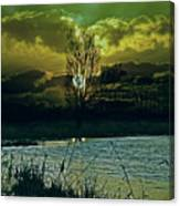 Light-captor Canvas Print