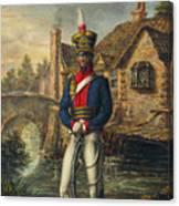 Light Dragoons Canvas Print