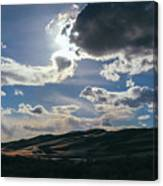 Light In The Distance Canvas Print