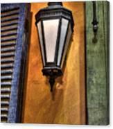 Light My Way Home Canvas Print