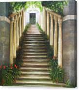 Light Of Italy Canvas Print