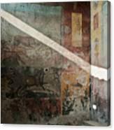 Light On The Past Canvas Print