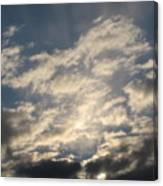 Lighted Sky Canvas Print