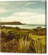 Lighthouse Bay Beach Bruny Island Canvas Print