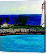 Lighthouse IIi Canvas Print