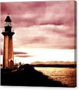 Lighthouse Park Canvas Print