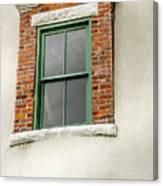 Lighthouse Windows Canvas Print