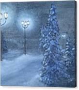 Lighting The Way Home 3  Canvas Print