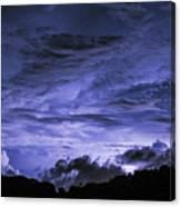 Lightning Over Pohnpei Canvas Print