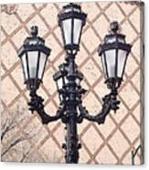 Lightpost Canvas Print