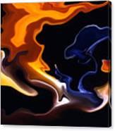 Liquid Paradise Canvas Print