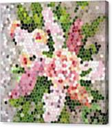 Lilac Bouquet II  Canvas Print