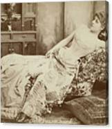 Lillie Langtry (1852-1929) Canvas Print