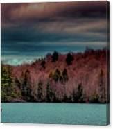 Limekiln Lake Canvas Print