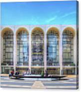 Lincoln Center Canvas Print