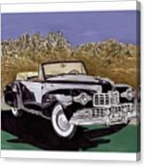 Lincoln Continental Mk I Canvas Print