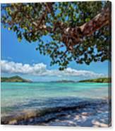 Lindquist Beach Canvas Print