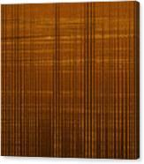 Linear Ripples 148 Canvas Print