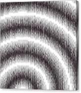 Linear Spiral Canvas Print