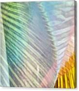 Linen Astract Canvas Print