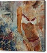 Lingerie 57 Canvas Print