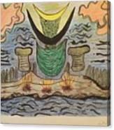 Linguaggio Dei Segni Canvas Print