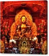 Lingyen Mountain Temple 4 Canvas Print