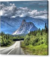 Lion's Head Mountain Canvas Print