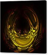 Liquid Aurora 2 Canvas Print