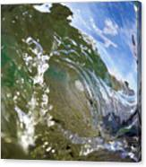 Liquid Glass Canvas Print