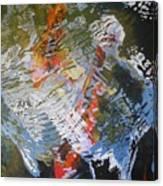 Liquid Gold 2 Canvas Print