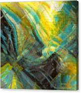 Liquid Oxygen 2 Canvas Print