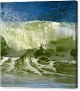Liquid Thunder Canvas Print
