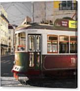 Lisbon Tram, Portugal Canvas Print