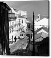 Lisbon Trolley 17b Canvas Print