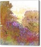 Listen To The Stillness Canvas Print