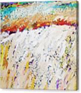 Listen To The Wind Speak Of Joy Canvas Print