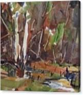 Listton Creek Canvas Print