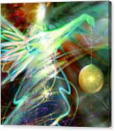 Lite Brought Forth By The Archkeeper Canvas Print